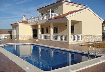 Villa in Arboleas, Spain: villa