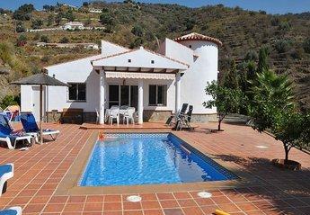 Villa in Arenas, Spain: View
