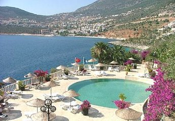 Apartment in Kalkan, Turkey: Patara Prince Adults Pool