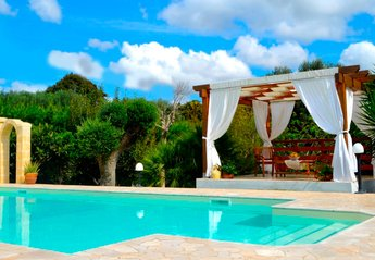 Country House in San Vito dei Normanni, Italy