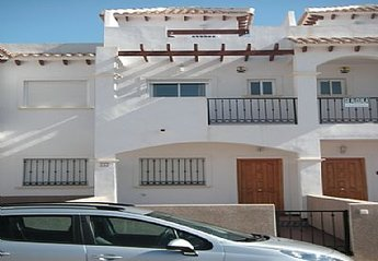 Town House in La Cinuelica, Spain: View of Villa from outside