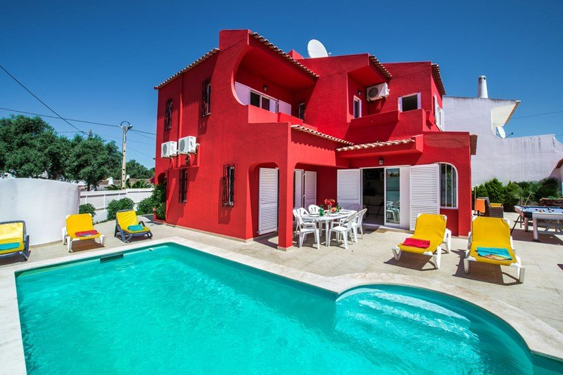 Beautiful Villa In Portugal, Albufeira