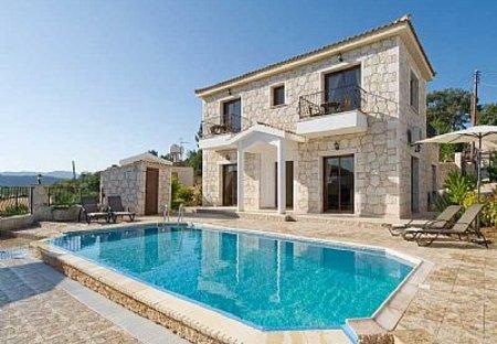 Villa in Lyssos, Cyprus: Villa Prosefhi