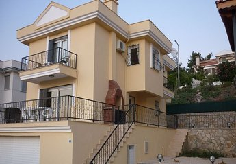 Villa in Silver Sand Beach, Turkey: Kusadasi villa