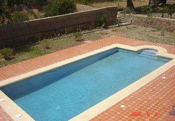 Farm House in Morocco, Lalla Takerkoust Lake: Villa Loubna Pool