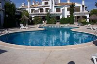Apartment in Cabo Roig, Spain: One of 2 pools - within 50 yds of apartment