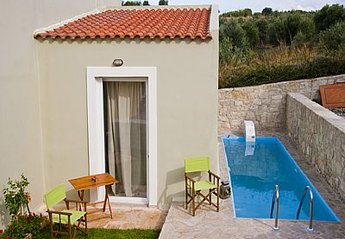 Villa in Kournas Lake, Crete: .