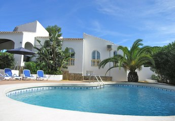 High Quality Villa Rental In Costa Blanca With Private Pool