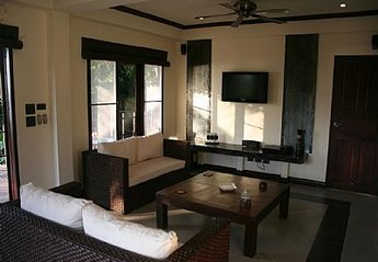 Apartment in Koh Tao, Thailand: Apartment Lounge