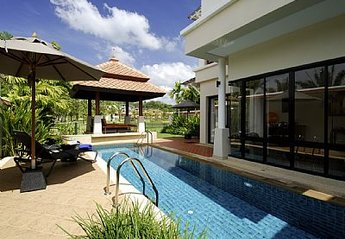 Villa in Thailand, Bang Tao Beach: Pool