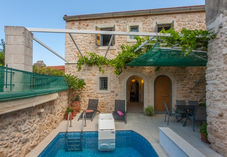Village House in Prines, Crete