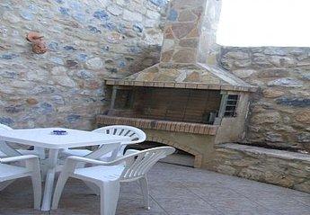 Village House in Pigi, Crete: courtyard garden