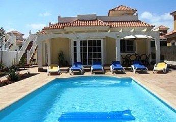 Villa in Urbanización Fuerteventura Golf Club, Fuerteventura: Villa