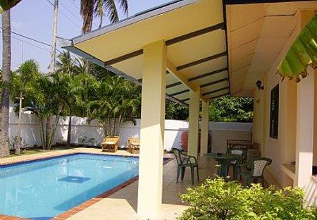 Villa in PAK NAM PRAN, Thailand: POOL