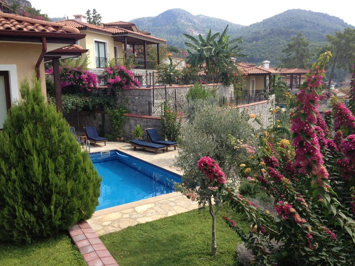 Villa To Rent In Gocek Turkey With Private Pool 71499