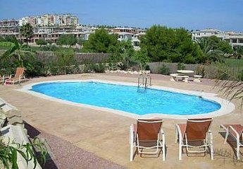 Villa in Bonalba Golf Resort, Spain: Pool Area