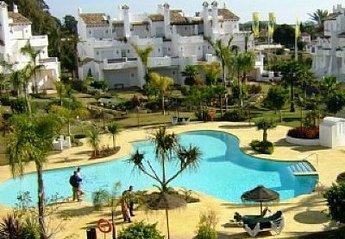 House in Playa del Sol-Villacana, Spain: The Pool Area