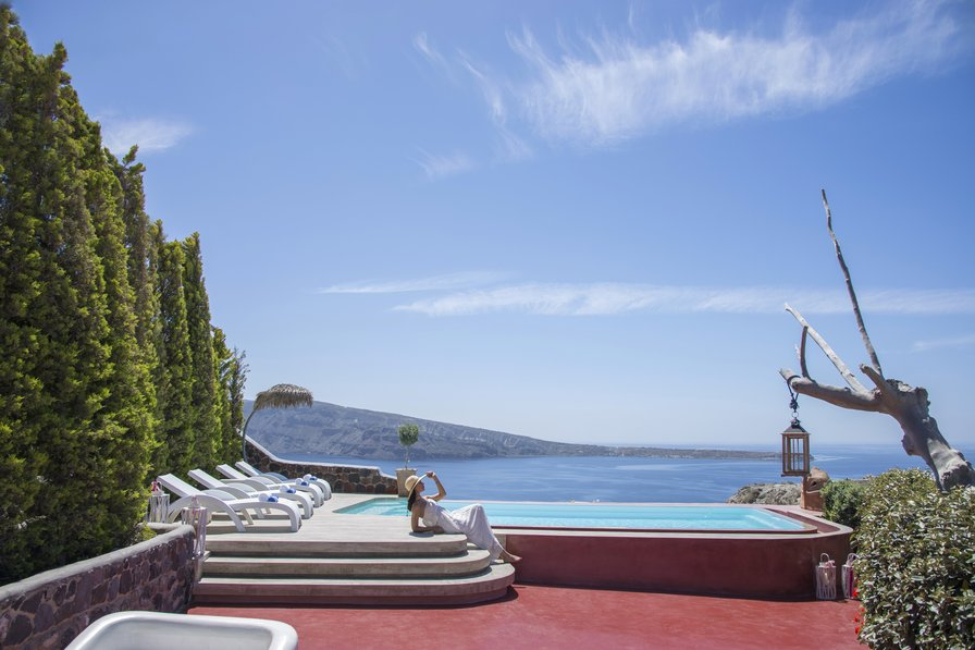 Beach Villa In Greece Sleeps