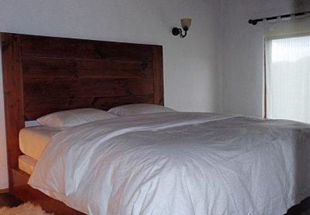 Village House in Lovtsi, Bulgaria: 1st Bedroom upstairs