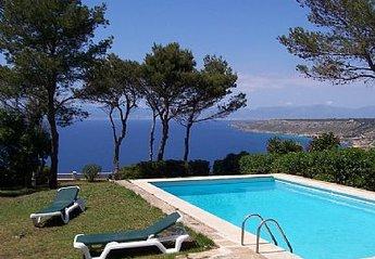 Villa in Badia Gran, Majorca: private pool