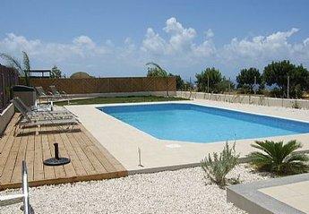 Villa in Secret Valley, Cyprus: Pool Area