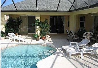 Villa in Tuscan Ridge, Florida: The Pool