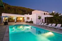 Villa in Sant Josep de sa Talaia, Ibiza: General view