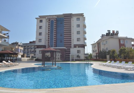 Duplex Apartment in Belek, Turkey