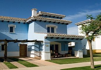 Villa in Mar Menor Golf Resort, Spain: Front View