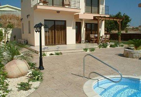 Villa in Pissouri, Cyprus: Sheromyli Villa No. 2