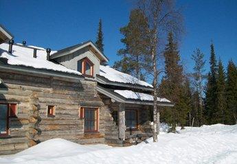Cabin in Akaslompolo, Finland