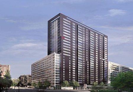 Apartment in Montreal, Canada: Building exterior