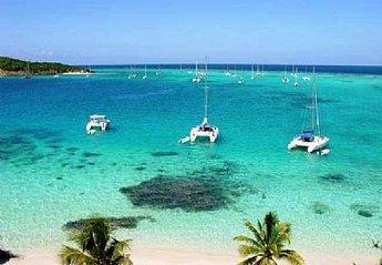 Villa in Trinidad and Tobago, Crown Point: Tobago Keys
