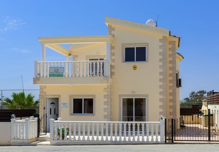 Villa in Nissi Beach, Cyprus