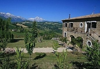 Country House in Teramo, Italy: Casa Mimosa