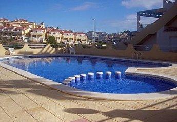 Apartment in Villamartín (Cádiz), Spain: Beautiful Communual Swimming Pool