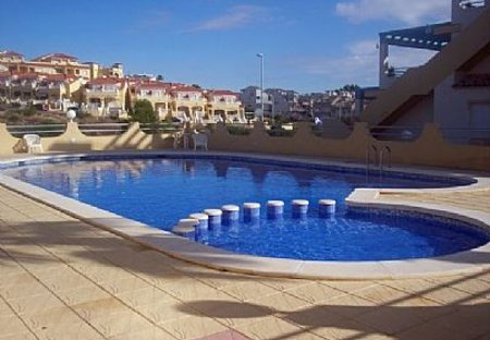 Apartment in Villamartín (Cádiz), Spain: Beautiful Communual Swimming Pool