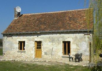 Cottage in Noyant-Villages, France: Le Bûcheron - One bedroomed Cottage