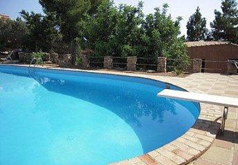Villa in Torre delle Stelle, Sardinia: swimming pool