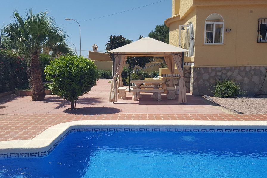 Holiday Villas Spain Pool To Rent Private