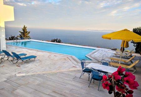 Villa in Athens Beach, Greece