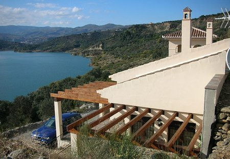 Country House in Lecrín, Spain: Peaceful and tranquil position with views
