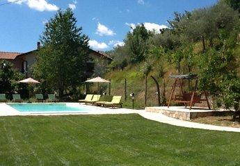House in Vigneta, Italy