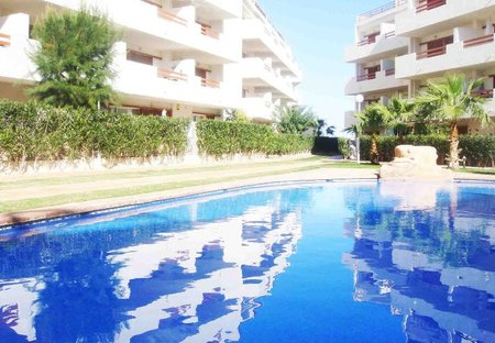 Apartment in Alameda del Mar, Spain: Lovely Residents Only Pool