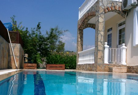 Villa in Calis Beach, Turkey