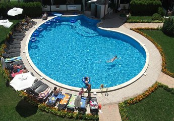 Apartment in Slanchev, Bulgaria: Pool