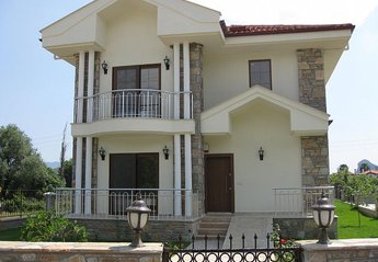 Villa in Gulpinar area, Turkey: Villa Busra. Private four bedroomed villa.