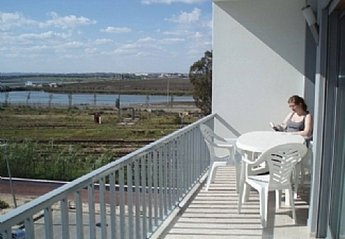 Apartment in Portugal, Vila Real de Santo António: Balcony