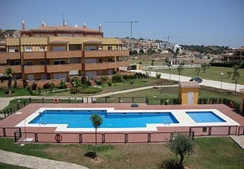 Apartment in La Noria Golf & Resort, Spain: View from main balcony