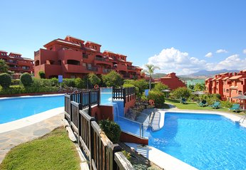 Apartment in Albayt Resort, Spain